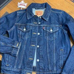 NWOT Ladies L Jean jacket